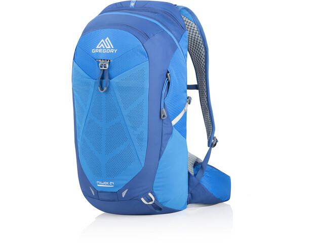 Gregory Miwok 24 Backpack Herre reflex blue